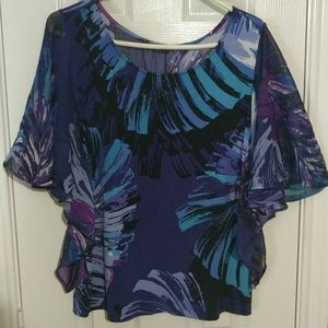 Investments Abstract Blouse